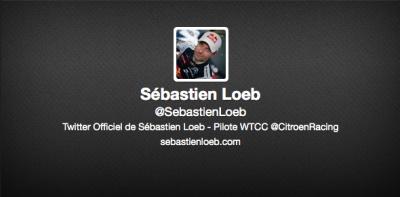 sébastien loeb twitter @sebastienloeb