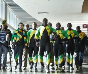 Samsung et Usain Bolt avec l'Equipe Jamaïcaine de bobsleigh pour un documentaire façon Rasta Rockett 2