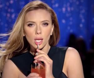 Super Bowl – Déjà 3 millions de vues pour la pub «censurée» de SodaStream avec Scarlett Johansson