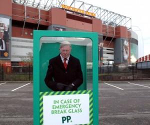 Manchester United – Paddy Power envoie Sir Alex Ferguson à Old Trafford !