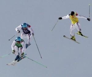 Sochi 2014 : Un podium 100% français en skicross à 83 000€