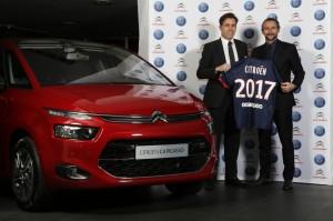 sponsoring-citroen-PSG-Philippe-Narbeburu-Jean-Claude-Blanc-Paris-Saint-Germain