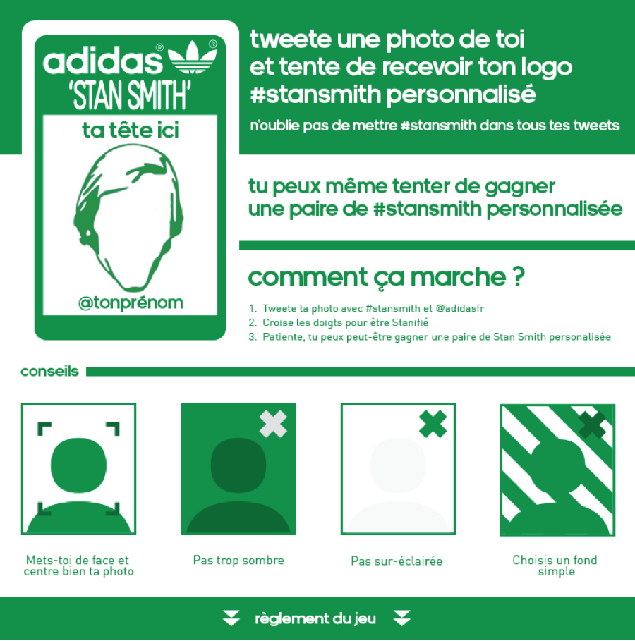 stanifier adidas twitter #stansmith stan smith