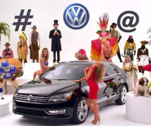 Super Bowl 2014 – Volkswagen dévoile un teaser parodique avec Carmen Electra