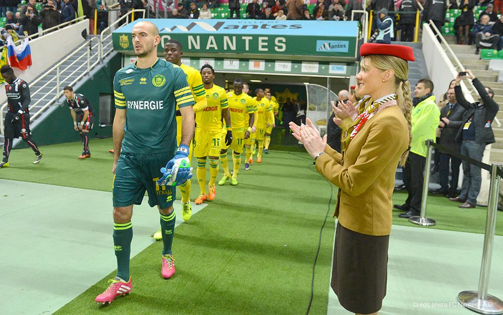 FC Nantes volotea