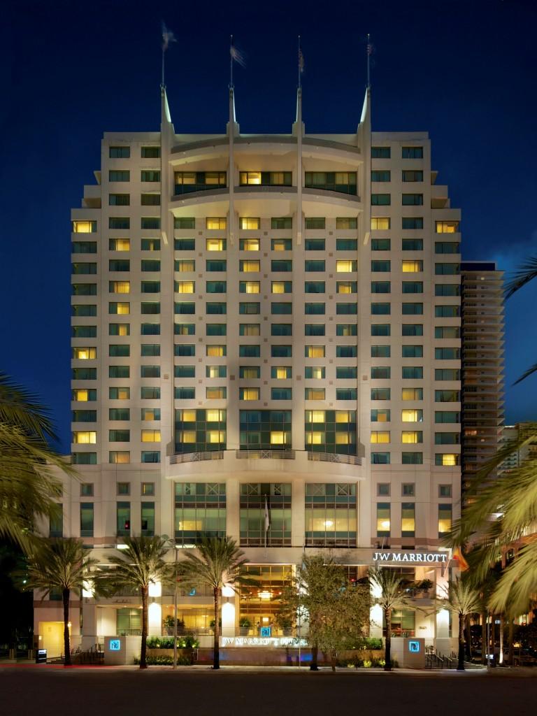 JW Marriott Florida miami sportelamerica 2015