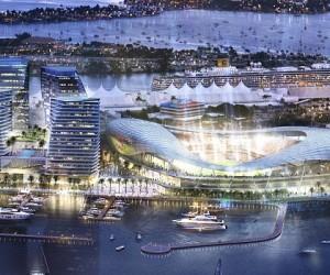 MLS – Beckham présente son projet de stade à 200M$ au Port de Miami