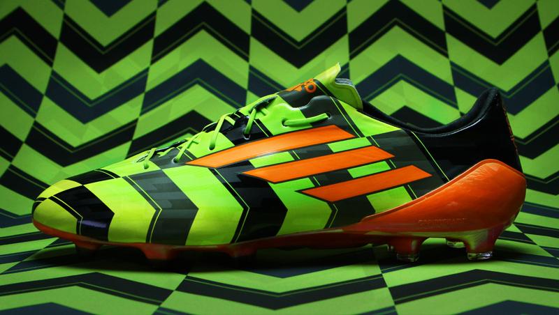 adidas et Gareth Bale dévoilent