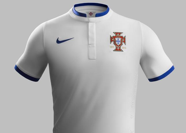 Maillot equipe de Portugal nouveau