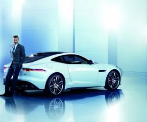David Beckham devient Ambassadeur de Jaguar en Chine