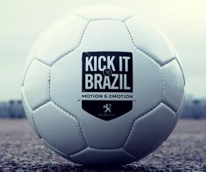 Peugeot surfe sur l'évènement Coupe du Monde 2014 et lance #KickittoBrazil