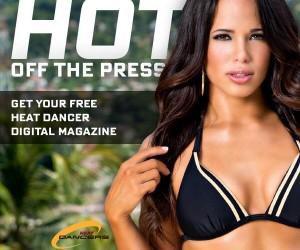 NBA – Miami Heat présente son magazine digital «Swimsuit» consacré à ses Cheerleaders