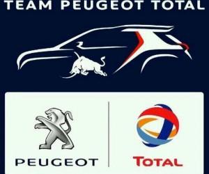 Peugeot de retour sur le Dakar en 2015 avec Total et Red Bull !