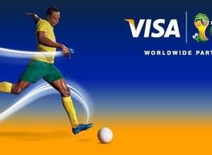 Coupe du Monde 2014 : Visa envoie Usain Bolt, le Fan de football le plus rapide au monde, au Brésil !
