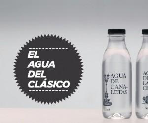 Real Madrid – FC Barcelone : bwin lance une eau minérale spéciale clasico