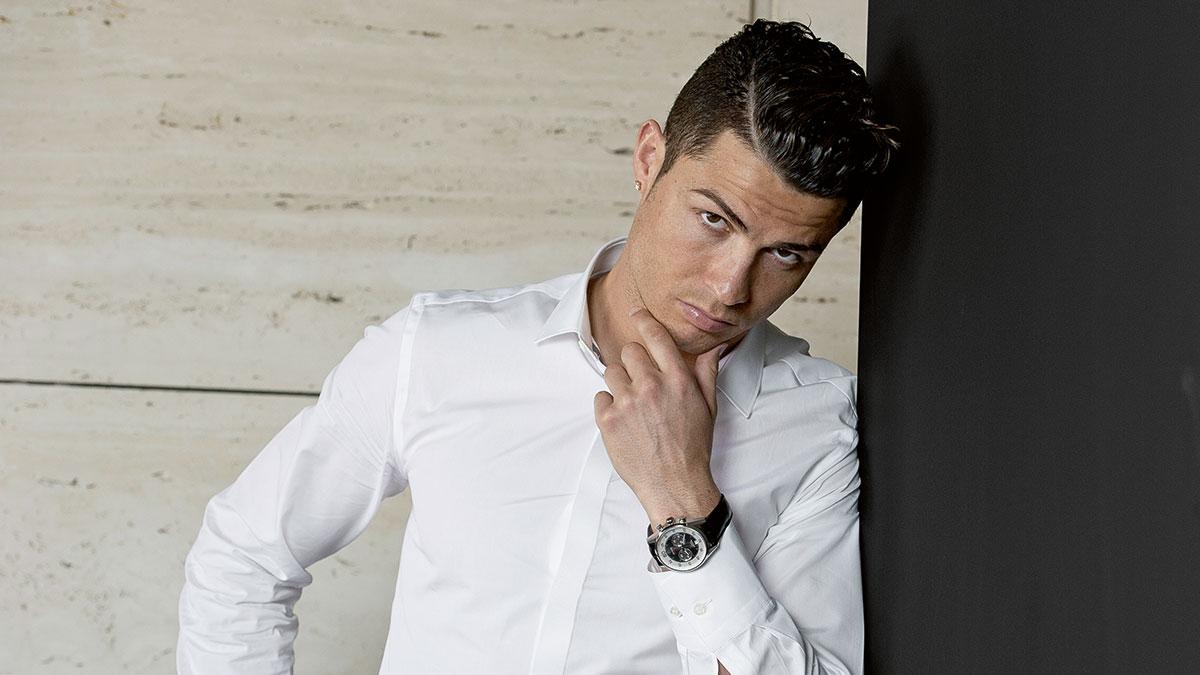 Cristiano ronaldo tag heuer sponsoring