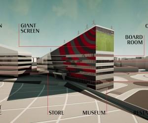 Casa Milan – Le Milan AC dévoile son nouveau quartier général !