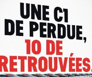Chelsea – PSG : «Une C1 de perdue, 10 de retrouvées» (print Citroën)
