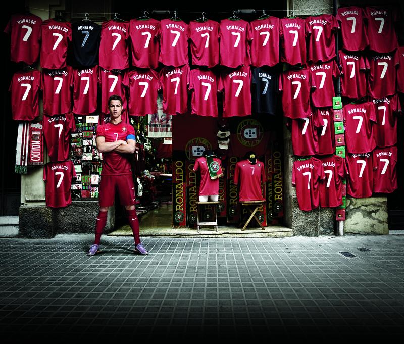 publicités Nike 2012