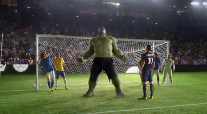 hulk nike football winner stays