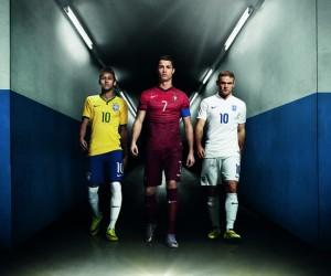 Nike réunit Cristiano Ronaldo, Wayne Rooney et Neymar dans le spot pub «Risk Everything»
