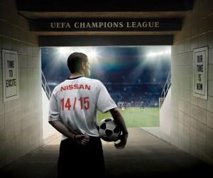 Nissan nouveau Partenaire Mondial de l'UEFA Champions League pour 4 ans