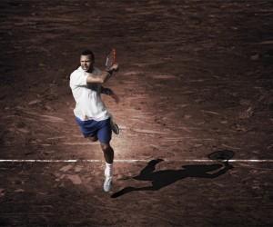 La tenue adidas de Jo-Wilfried Tsonga pour Roland-Garros 2014