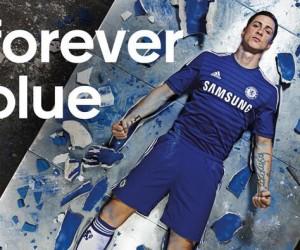 adidas dévoile le nouveau maillot Domicile de Chelsea ! (2014/2015 Home Kit)