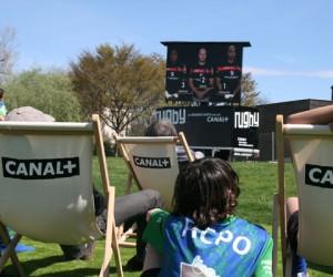 La LNR à la conquête des «autres Fans» via son Village Rugby Tour 2014