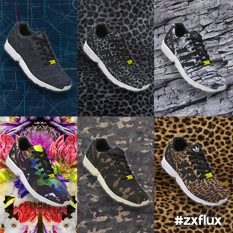 Adidas Zx Flux Porte