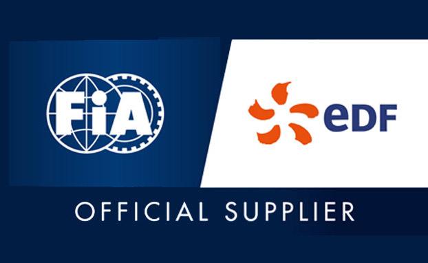 FIA EDF official supplier