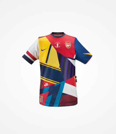 Maillot collector Arsenal Nike 20 ans FA cup