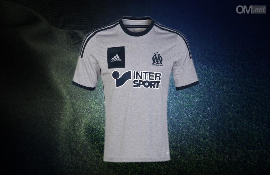 OM - Nouveau maillot Away 2014-2015 (adidas)