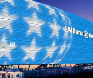 Philips s'associe au Bayern Munich et à l'Allianz Arena pour le plus grand show LED animé d'Europe