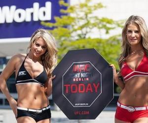 Première en direct pour un évènement UFC ce soir sur RTL9 à 22h40 ! (UFC Fight Night Berlin)
