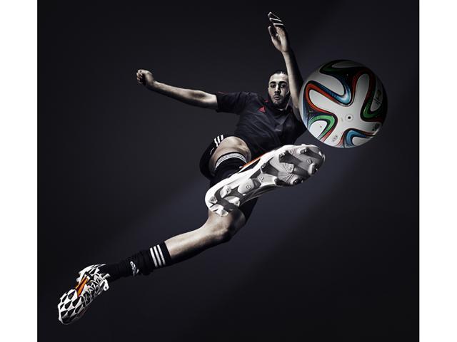 adidas benzema boots coupe du monde 2014 chaussures noir et blanc