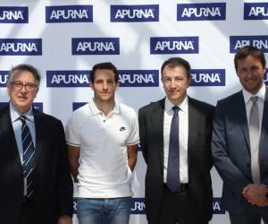 Sponsoring- Apurna s'associe à Renaud Lavillenie et la Fédération Française d'Athlétisme