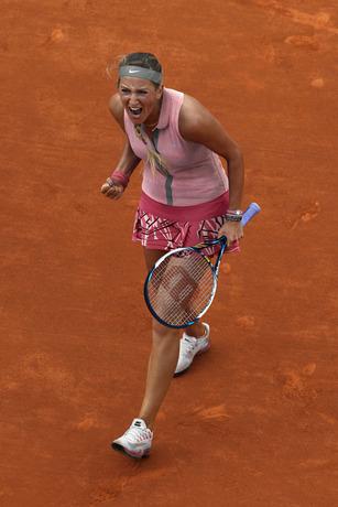 azarenka nike tennis roland garros 2014 outfit