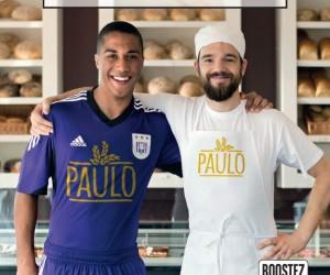 BNP Paribas Fortis offre son sponsoring maillot du RSC Anderlecht à une PME via le concours «Boostez votre business»