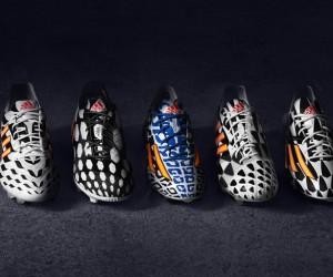 Messi, Benzema, Suarez… adidas mise sur des chaussures «noir et blanc» pour la Coupe du Monde 2014 !