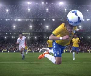 "Lionel Messi, David Luiz et Sergio Ramos dans la nouvelle pub Gatorade ""Bibbidi-Bobbidi-Boo»"