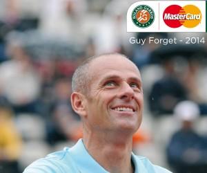 MasterCard mise sur Guy Forget et des «Priceless Surprises» pour Roland-Garros 2014