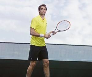 Les tenues Lacoste de Paire, Chardy, Mahut, Isner… pour Roland-Garros 2014