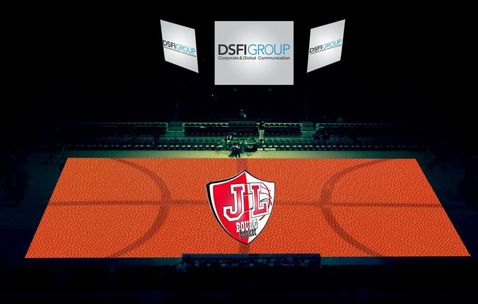 mapping 3 vidéo JL Bourg Basket pro b LNB
