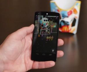 CDM 2014 – McDonald's lance une expérience foot en Réalité Augmentée via le packaging de ses frites