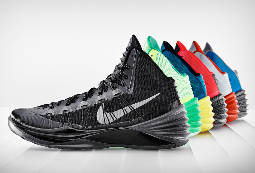 Hyperdunk, l'une des chaussures les plus portées en NBA