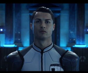 « Galaxy 11 – The Training » – Nouveau film Samsung avec C.Ronaldo, L.Messi, R. Falcao…