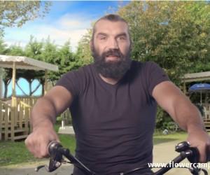 TOP 15 des publicités de Sébastien Chabal !