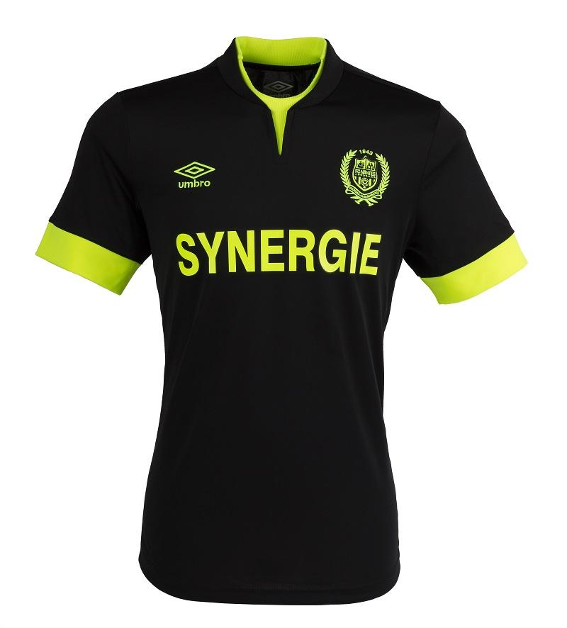 Nouveau maillot extérieur 2014 2015 FC Nantes (Umbro)