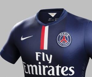 Nouveau Maillot Domicile 2014/2015 du Paris Saint-Germain (Nike)